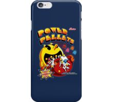 Power Pellets iPhone Case/Skin