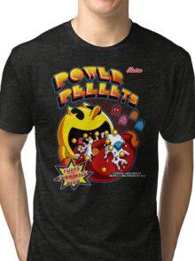 Power Pellets Tri-blend T-Shirt