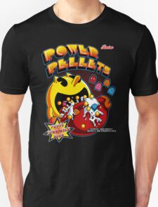 Power Pellets Unisex T-Shirt