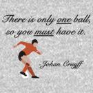 Johan Cruyff Quote by ScottW93