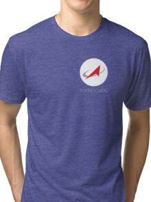 Roscosmos State Corporation Tri-blend T-Shirt