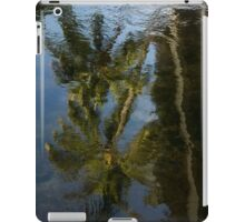 Whimsical Tropical Reflections iPad Case/Skin