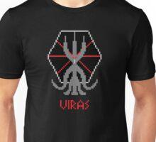 Viras Pixel Unisex T-Shirt