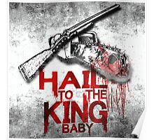 hail to the king baby Poster