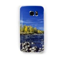 Fall Colors Along the Naches River Samsung Galaxy Case/Skin