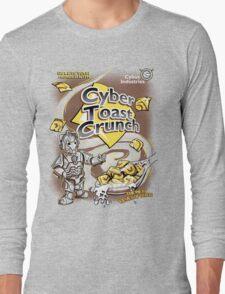 Cyber Toast Crunch Long Sleeve T-Shirt