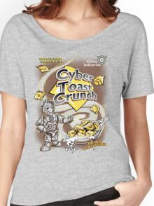 Cyber Toast Crunch Women's Relaxed Fit T-Shirt