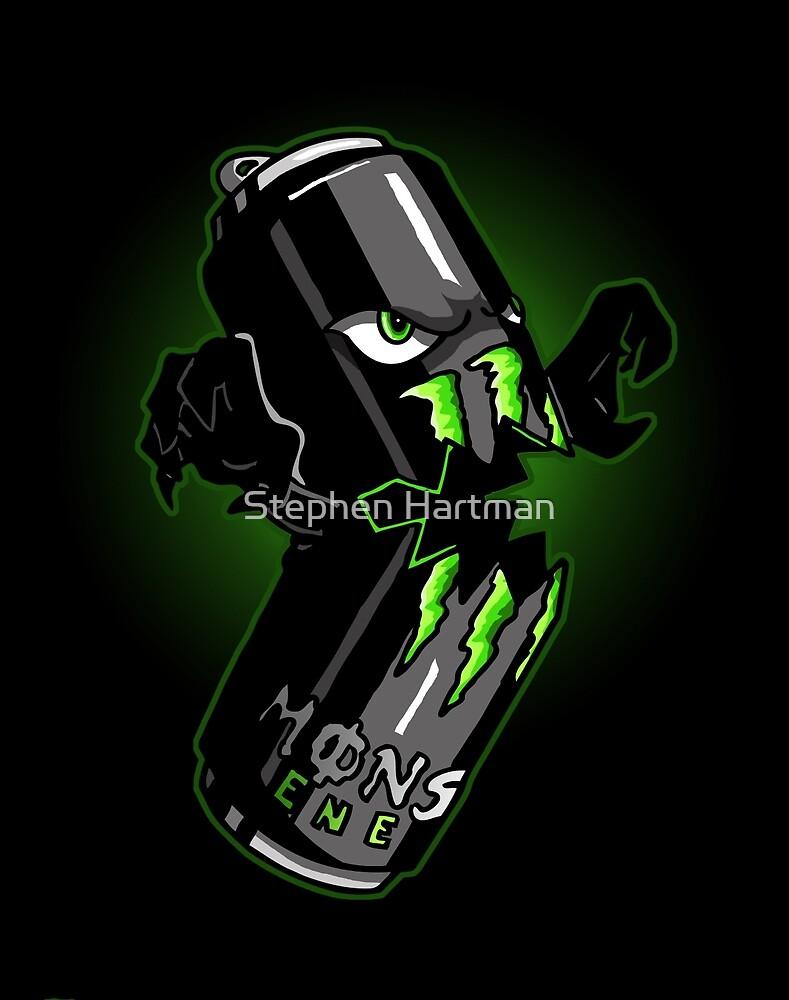 A Monster by Stephen Hartman