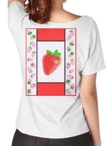 Strawberry Jacket (Kasabian/Paul McCartney) Women's Relaxed Fit T-Shirt