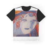 The Poet - Tristessa Graphic T-Shirt