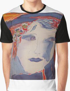 The Poet - Tristessa Graphic T-Shirt