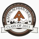 Appalachian Trail- Class of 2013 - Don't Give Up by Jeff East