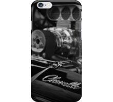 Blown Chevy Chevelle iPhone Case/Skin