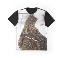 A Colorful Gentleman Graphic T-Shirt