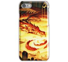 The Hoard of Smaug in Erebor iPhone Case/Skin