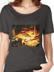 The Hoard of Smaug in Erebor Women's Relaxed Fit T-Shirt