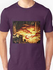 The Hoard of Smaug in Erebor Unisex T-Shirt