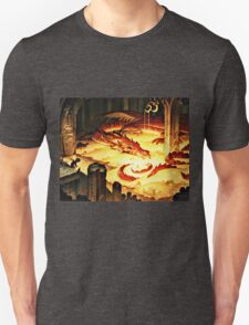 The Hoard of Smaug in Erebor T-Shirt