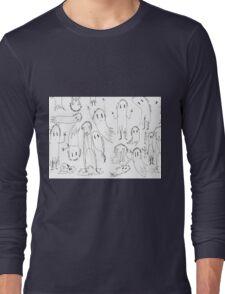 the political undead Long Sleeve T-Shirt