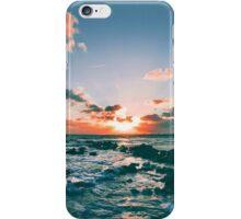 Beach Sunset iPhone Case/Skin