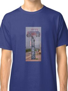 Old Benson Motel Sign Classic T-Shirt