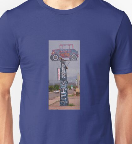 Old Benson Motel Sign Unisex T-Shirt