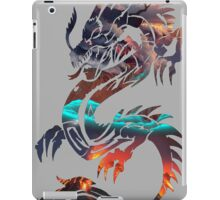 Dragon Picture Fill iPad Case/Skin