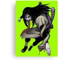 Orochimaru Canvas Print
