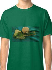 Weird Sphinx With Human Skull Head Classic T-Shirt