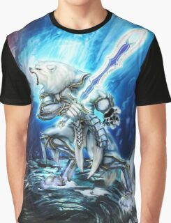 War Within Ice Wolf Graphic T-Shirt