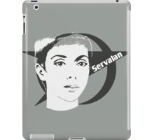 The Federation: Supreme Commander Servalan [S1-2] iPad Case/Skin