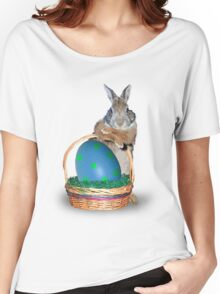 Easter Bunny Rabbit Women's Relaxed Fit T-Shirt