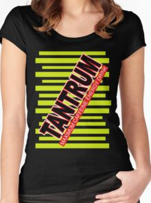 Tantrum Women's Fitted Scoop T-Shirt