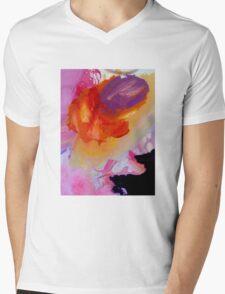 Paint Palette - Tropical Punch Mens V-Neck T-Shirt