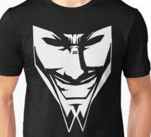 DAETRIX - SMILE MASK Unisex T-Shirt
