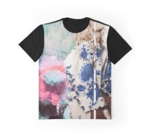 Crystal Explosions Graphic T-Shirt