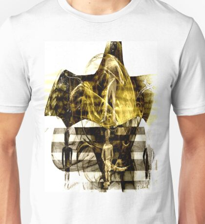 The World Becomes What We Create Via Our Energy  Unisex T-Shirt