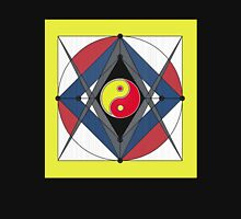 The Zen Masters Compass 53 Unisex T-Shirt