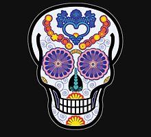 Day of the Dead Sugar Skull Womens Fitted T-Shirt