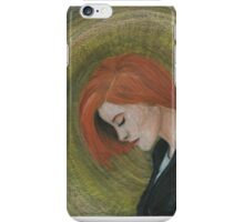halo hayley iPhone Case/Skin