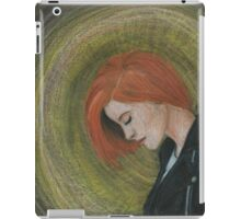 halo hayley iPad Case/Skin