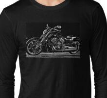 Harley-Davidson Fatboy Long Sleeve T-Shirt