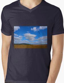 Homeward Bound Mens V-Neck T-Shirt