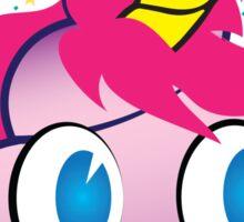 Sparkles the Unicorn Poop Emoji Sticker