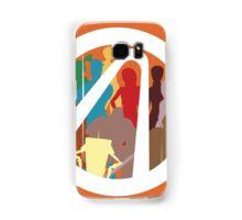 Borderlands Character Design Samsung Galaxy Case/Skin