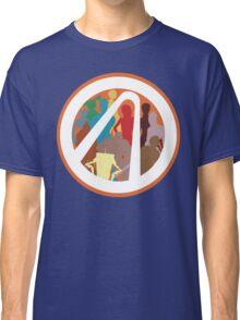 Borderlands Character Design Classic T-Shirt
