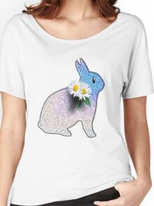 Bunny Rabbit Women's Relaxed Fit T-Shirt