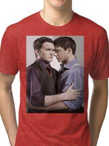 Ianto and Jack Tri-blend T-Shirt