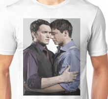 Ianto and Jack Unisex T-Shirt