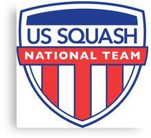 Team Usa - US Squash Canvas Print